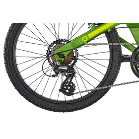 ORBEA Grow 2 7V - Vélo enfant - jaune/vert